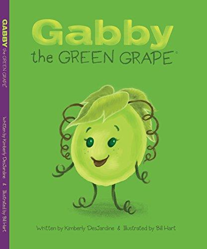 Gabby the Green Grape