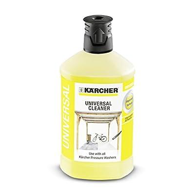 Kärcher 1 L, Universal Cleaner Plug and Clean, Pressure Washer Detergent by Kärcher