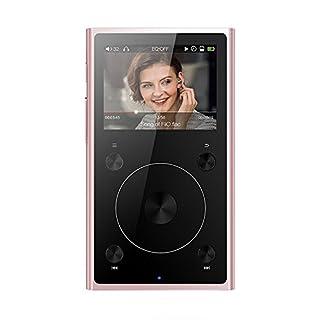Lettore audio portatile ad alta definizione con slot per scheda micro USD (supporta schede fino a 256 GB). Bluetooth 4.0 e compatibilità con il dock FiiO K5, oltre che con il telecomando Bluetooth FiiO RM1. Risoluzione fino a 192 kHz/32 bit, impedenz...