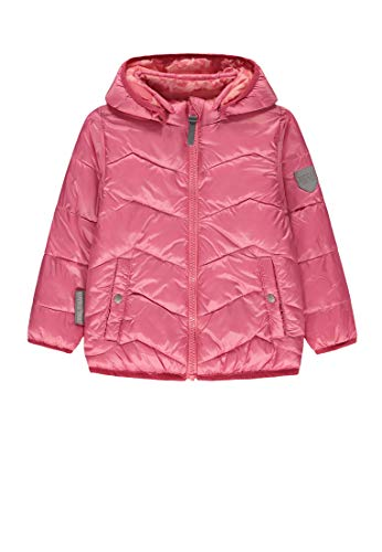 Ticket to Heaven Wendejacke Lightweight Padding Capella M. Abnehmbarer Kapuze Blouson, Rose (Confetti|Rose 2400), 98 Bébé Fille