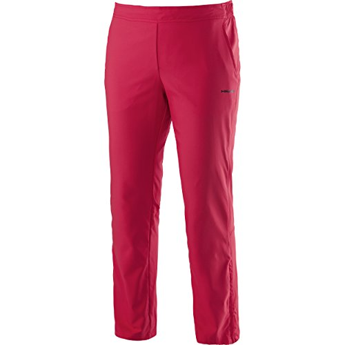 HEAD Kinder Oberbekleidung Club Pants, rot, 128