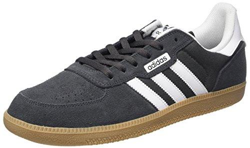 adidas LEONERO - Zapatillas Deportivas para Hombre, Gris - (Grpudg/FTWBLA/GUM4) 47 1/3