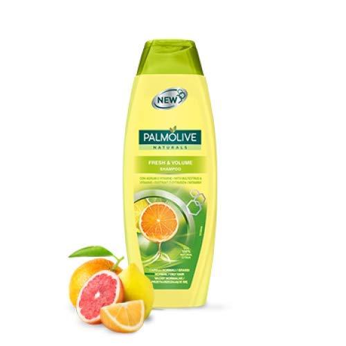 Palmolive Fresh & Volume Shampoo, 350 ml, 4 Stück
