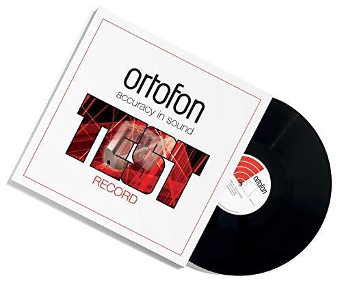 Ortofon Testschallplatte
