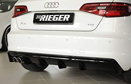 A5 13-17 KKmoon Auto K/ühlergrill Frontsto/ßstange Nebelscheinwerfer Grill Ersatz f/ür Audi S5 S-Line