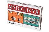 Mydiclivyx - Juego de mesa de sociedad de 2 a 10 jugadores de edad mínima 8 (juego en caja).