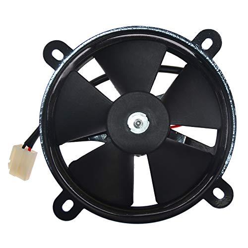 Ventilador de refrigeración termo eléctrico de 6 pulgadas para Buggy ATV Quad...