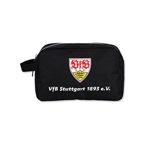 VfB Stuttgart VfB Kulturbeutel (one Size, schwarz)