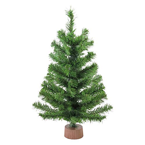 Darice 3 MC-7499 Balsam Pine Trees with 61 Tips 24 Inch