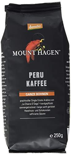 Mounthagen Röstkaffee Peru ganze Bohne (1 x 250 g)