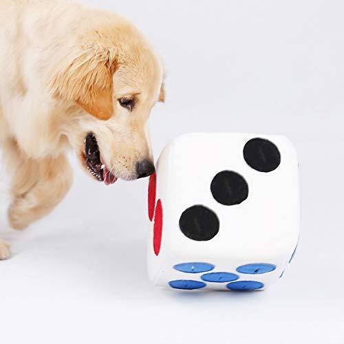 JuneJour Schnüffelteppich Hund Riechen Trainieren Matte Geruchsempfindung Trainieren Matte Spielen Leckere Matte Toy Nase Arbeit für Hund