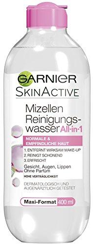 Garnier Mizellen Reinigungswasser / Gesichtsreinigung...