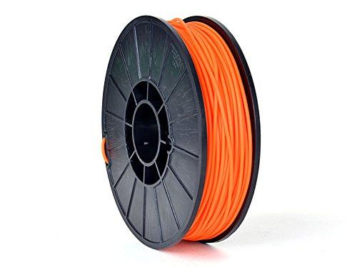 Aleph objects Inc NinjaFlex - Filamento per stampante 3D, elastomero, 3 mm, bobina da 0,75 kg, colore: Oro, lave, 12