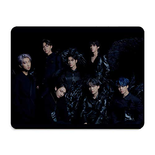 ALTcompluser 260 x 210 mm Kpop BTS Map of The Soul 7 Gaming Mauspad Mousepad rutschfeste Matte für BTS ARMY(BTS 2)