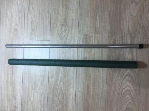 Gekke aanbiedingen Onderdelen 8ft Plum Trampoline Bovenste Frame Tube.