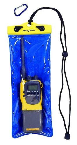 Kwik Tek Dry PAK DP-512 VHF Radio Case (5 Inch x 12 Inch)