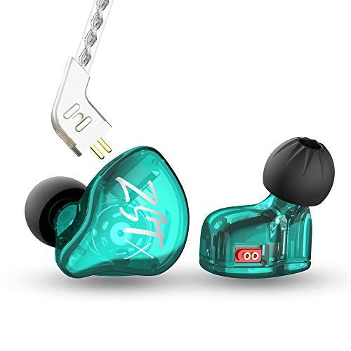 Yinyoo KZ ZST X híbrido 1BA+1DD in Ear Monitor Auriculares
