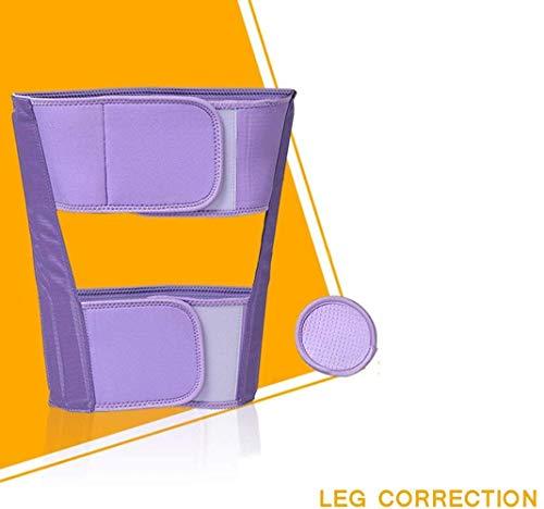 DLLY Posture Corrector X/O Shape Leg Correction Belt Leg Correcto Tape Posture Corrector Belt Recovery Beauty Straightening Leg, L
