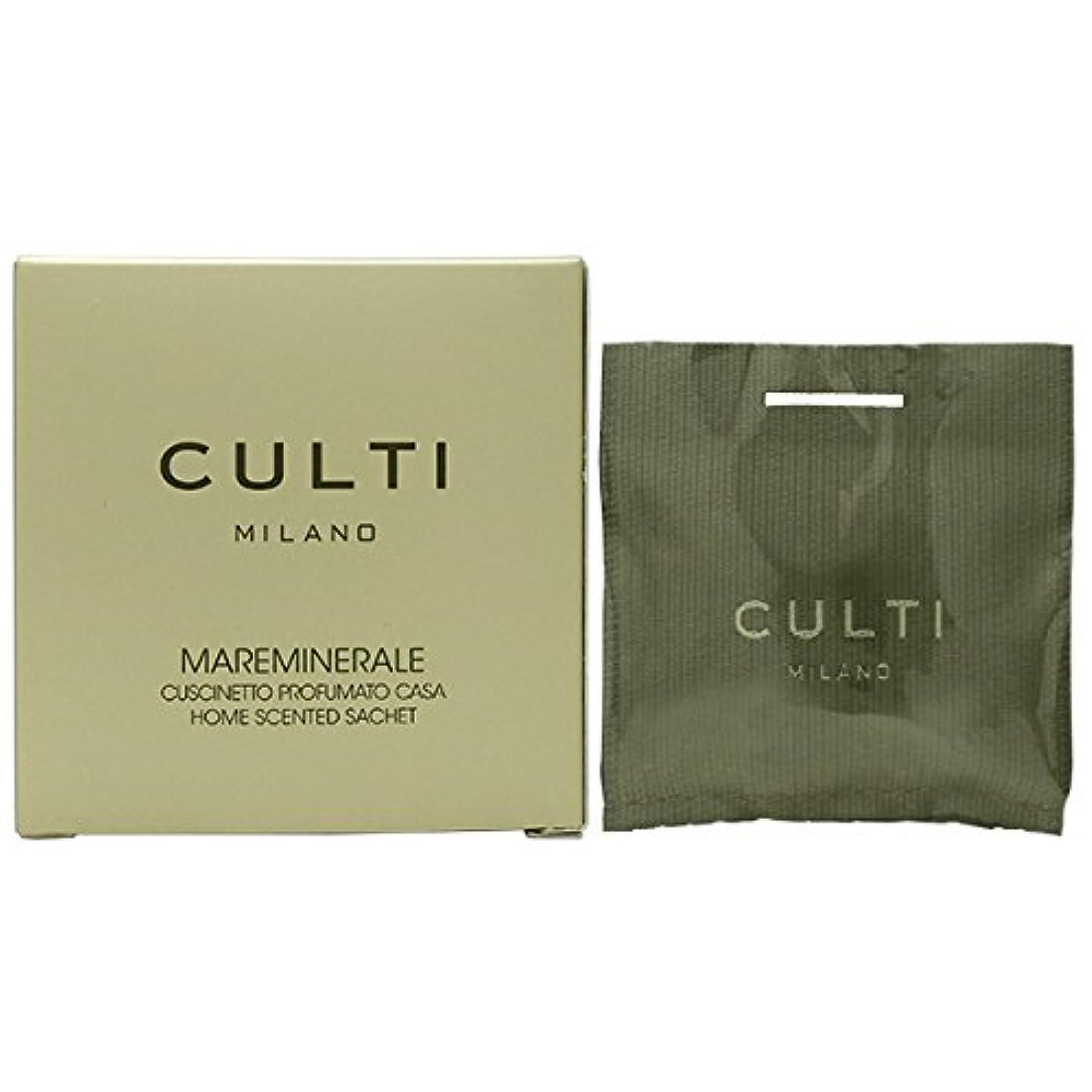 持参付与健康的【CULTI】クルティ ホームセンテッド サシェ MAREMINERALE 7×7cm [並行輸入品]