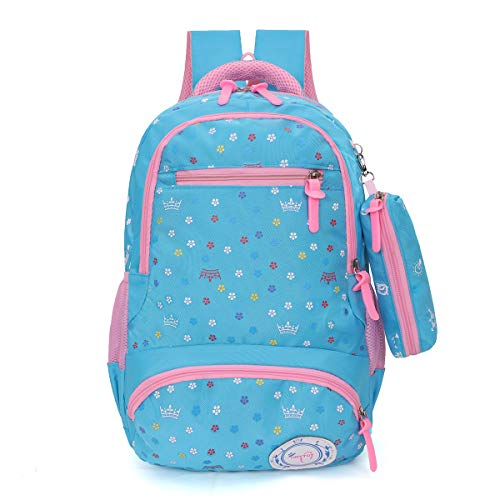Tinytot School Backpack College Bag Travel Bag for Girls...