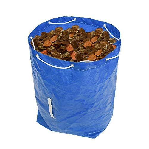 Find Discount isilky Garden Waste Bags, Reusable Trash Can for Leaf, Lawn and Yard Waste, Collapsibl...