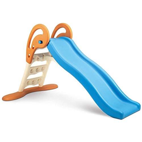 Adesign Slide plástica for niños, Kids Fun, magnífico de Diapositivas, Diapositivas jardín, Interior - Diapositiva al Aire Libre, en Aerosol tobogán niños Que se suban Juguetes