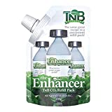 TNB Naturals TNBCO2REF Refill Enhancer CO2 Canister Pack