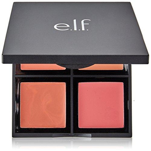e.l.f. Cosmetics Paleta de Rubores en Crema