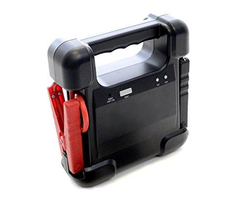 Fantastic Deal! SUPA SP-2400 High Power Portable Jump Starter for 12V/24V Diesel and Petrol Vehicles...