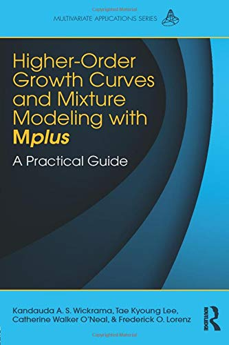 Higher-Order Growth Curves and Mixture Modeling with Mplus: A Practical Guide (Multivariate Applications)