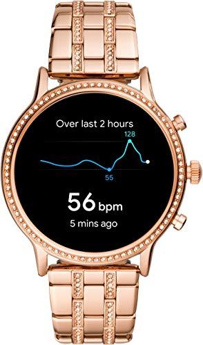 [フォッシル]腕時計タッチスクリーンスマートウォッチジェネレーション5FTW6035レディース正規輸入品ピンクゴールド