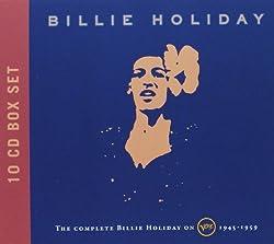 Complete Billie Holiday on Verve 1945/1959