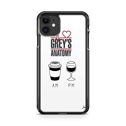Knekuns Grey's-Anatomy-Logo Funny Phone Cases for iPhone 5 5S, Phone Case,Handyhülle,Hülle,Coque,Custodia,Carcasa,Cover,Shell,Grey's Anatomy Logo,GRA-1212-1579