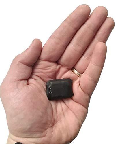 Digitale Diktiergeräte Stimmenaktivierter 8GB Rekorder- 570 Stunden | HD Stimme 1536kbps | 20 Stunden Batterie | Gummihülle für Kleinste Abmessungen