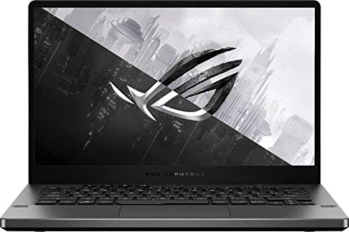 Asus ROG Zephyrus G14 14.0-inch FHD Ultra Thin Gaming Laptop PC, AMD Octa-Core Ryzen 7 4800HS, Nvidia GTX 1650, 8GB DDR4 RAM, 512GB SSD, Backlit Keyboard, Windows 10 Home 64 bit, Eclipse Gray