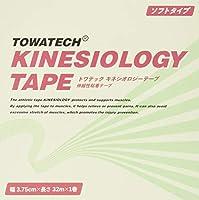 キネシオロジーテープソフトタイプ 3.75CMX32M(1カンイリ) 000-1005
