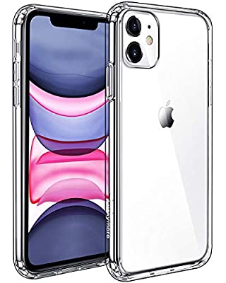 Luckymore Compatible with iPhone 11 Case, Clear Cases for iPhone 11 6.1inch
