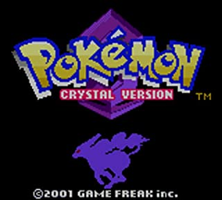 Pokémon Crystal - 3DS [Digital Code]