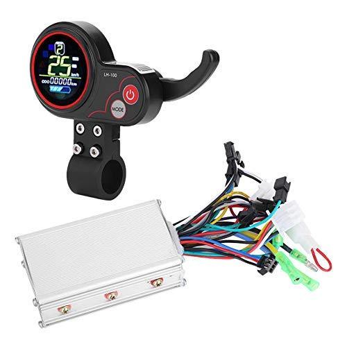YHtech Controlador 36V 250W / 350W LCD de la Bicicleta de visualización del...