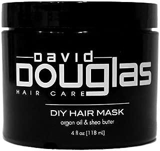 DIY Hair Mask Argan Oil & Shea Butter for Hydrating Masque & Repairing Hair Treatment by David Douglas Beauty