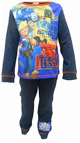 Bob The Builder Junge Pyjamas 86cm / 18-24 Monate