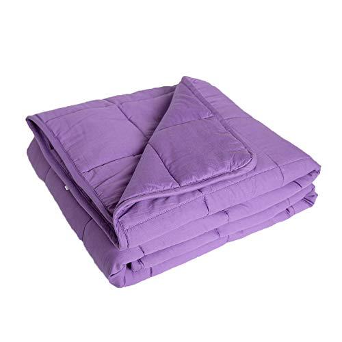 Manta Pesada Weighted Blankets Suave 100% Algodón Ideal para ...