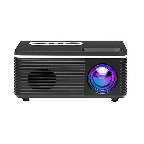 Docooler 1080P Mini HD Projector Portable LED Light USB AV Port for Office Home Theater