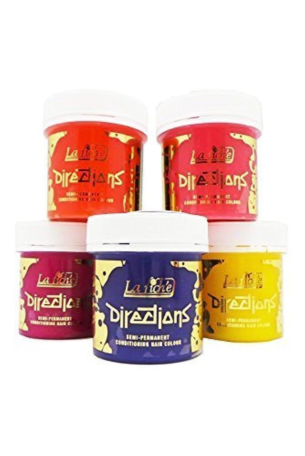 感謝シャット不屈by Phaze Phaze La Riche Directions Semi Permanent Hair Dye 88ml, (Daffodil) [並行輸入品]
