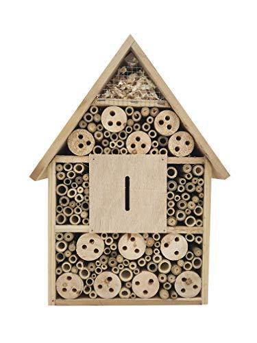 Eco-conseils Hôtel à Insectes Bleu