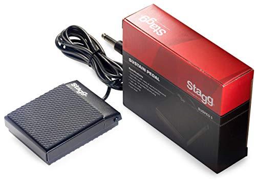 Stagg 21951Clavier pédale sustain