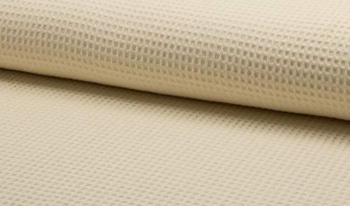 Fabrics-City 4371 - Piqué de algodón (1 cm)