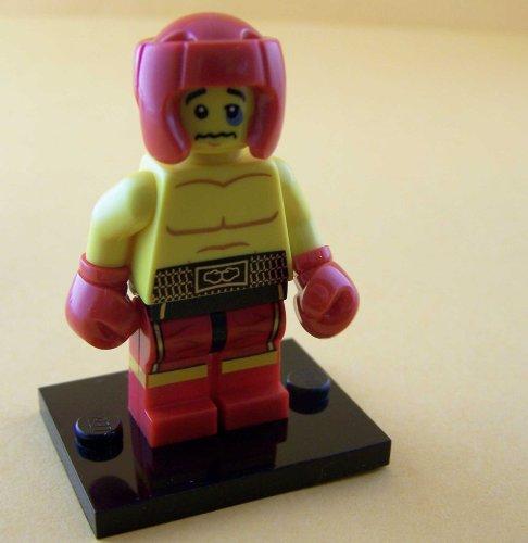 LEGO 8805 - Minifigur Boxer aus Sammelfiguren Serie 5
