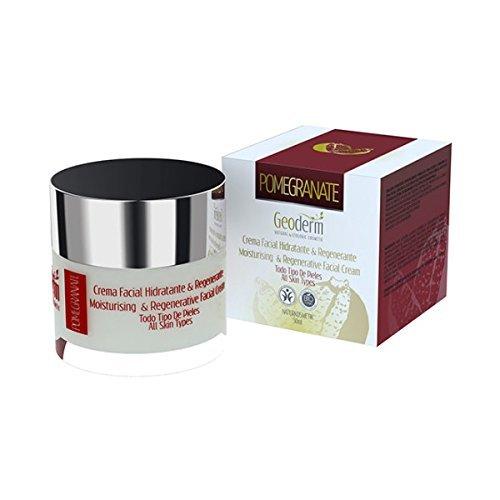 Geoderm Crema Facial Hidratante y Regenerante Bio - 50 ml