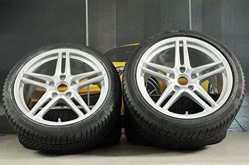 """NEU+ORIG. Porsche 911 991.2 C4/C4S 19"""" Carrera Winterräder/winter wheels"""